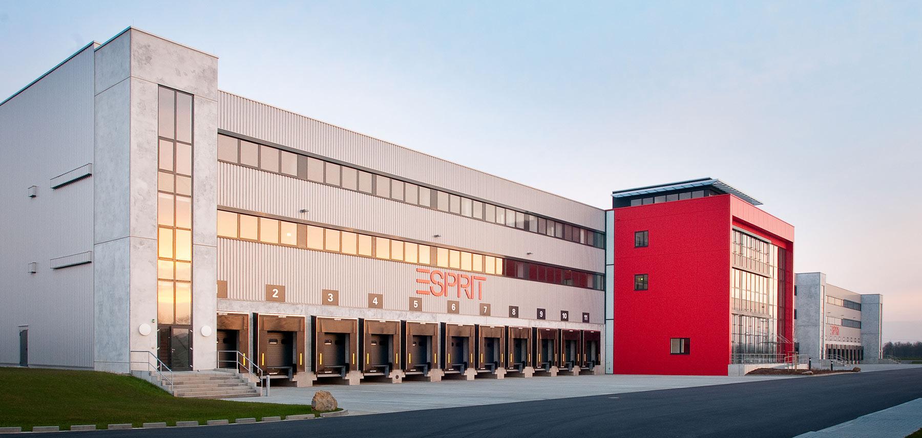 tolle Auswahl zuverlässige Qualität 100% Spitzenqualität Fiege Logistikzentrum in Mönchengladbach - BREMER