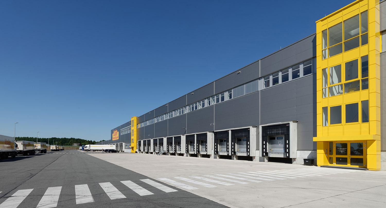 Netto Logistikzentrum